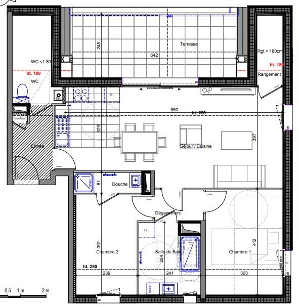 Vente immeuble Sevrier 543000€ - Photo 2