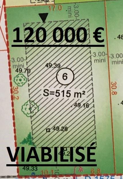 Продажa Участок Beychac et caillau 116000€ - Фото 4