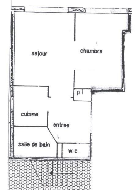 Rental apartment Orsay 739€ CC - Picture 11
