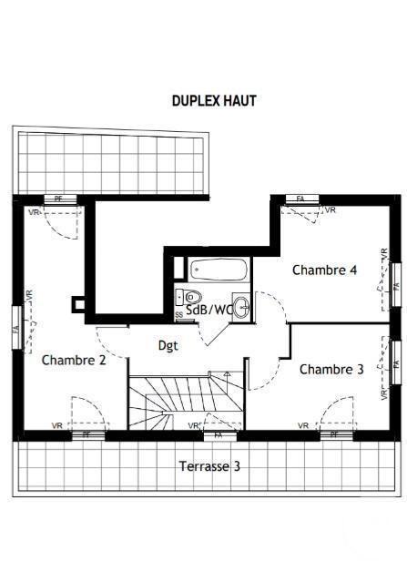 Deluxe sale apartment Villeurbanne 635000€ - Picture 3