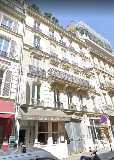 Vente de prestige appartement Paris 8ème 1040000€ - Photo 10