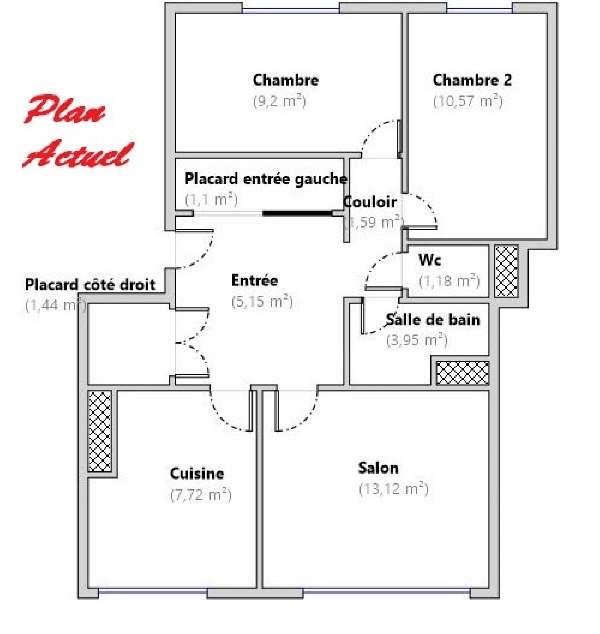 Sale apartment Boulogne billancourt 429000€ - Picture 8