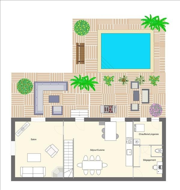 Vente maison / villa Angouleme 238500€ - Photo 3