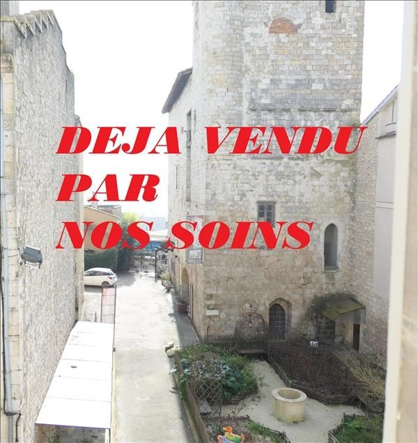 Vente appartement Lectoure 95 400€ - Photo 1