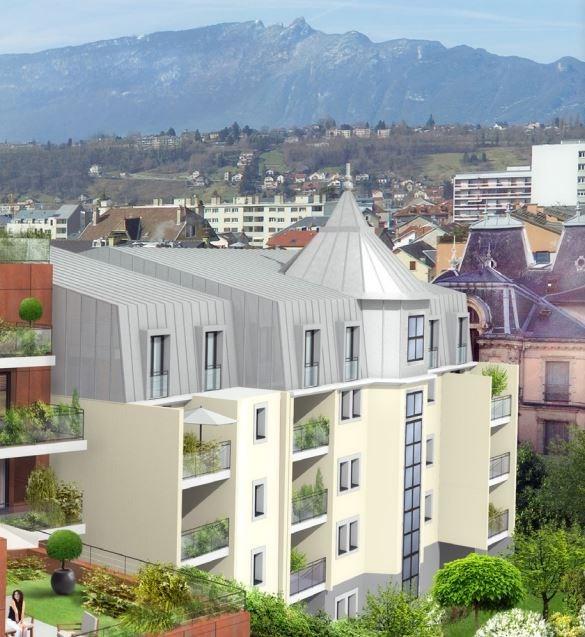 Sale building Aix les bains 305500€ - Picture 2