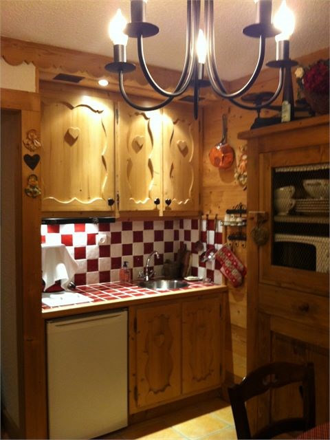 Vendita appartamento Saint gervais les bains 106000€ - Fotografia 5