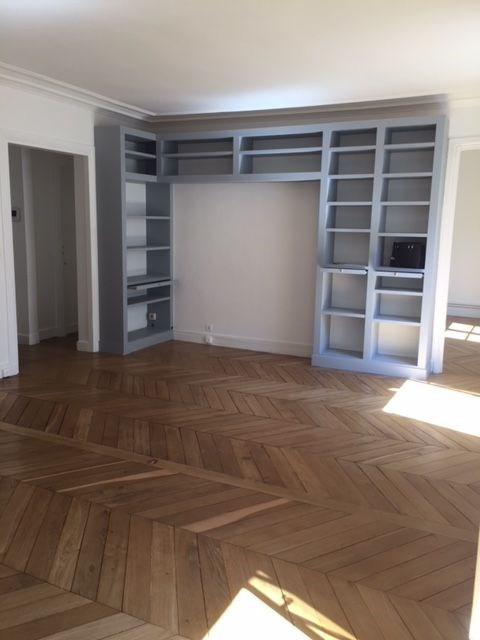 Rental apartment Paris 7ème 2800€ CC - Picture 1