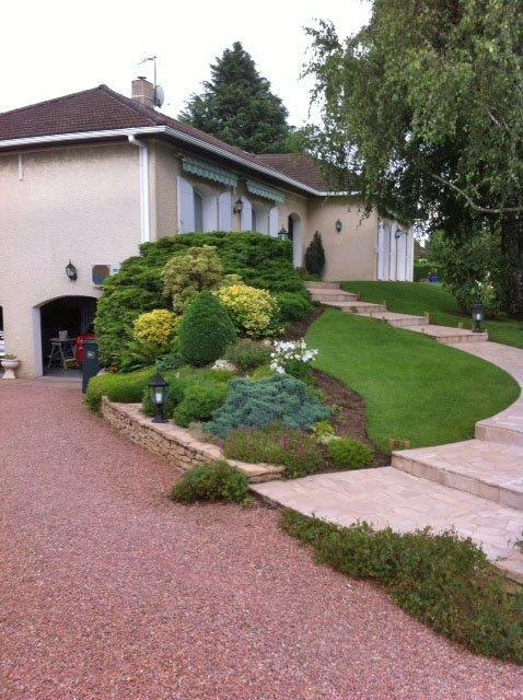 Sale house / villa Tassin-la-demi-lune 885000€ - Picture 3