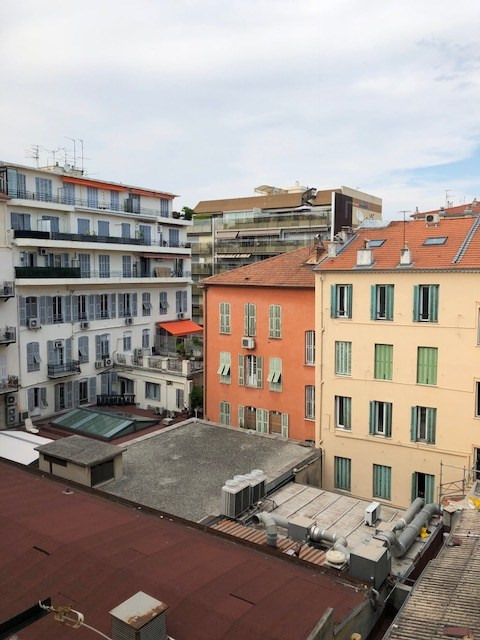 Vente de prestige appartement Nice 580000€ - Photo 10