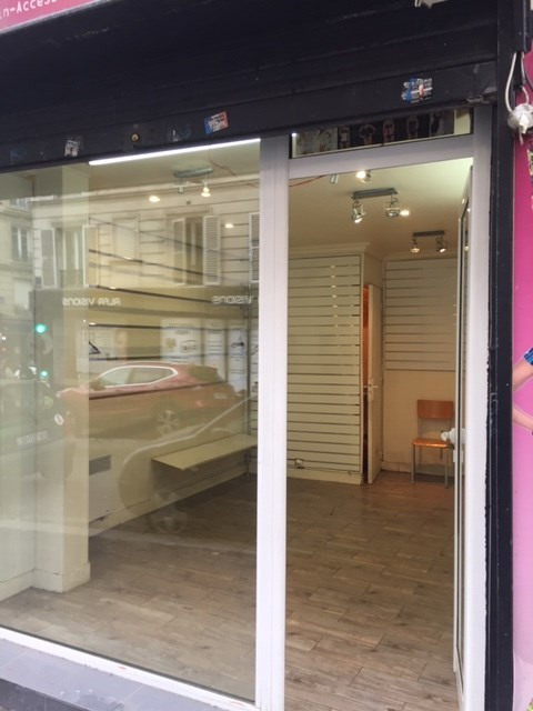 Rental empty room/storage Paris 18ème 750€ CC - Picture 2