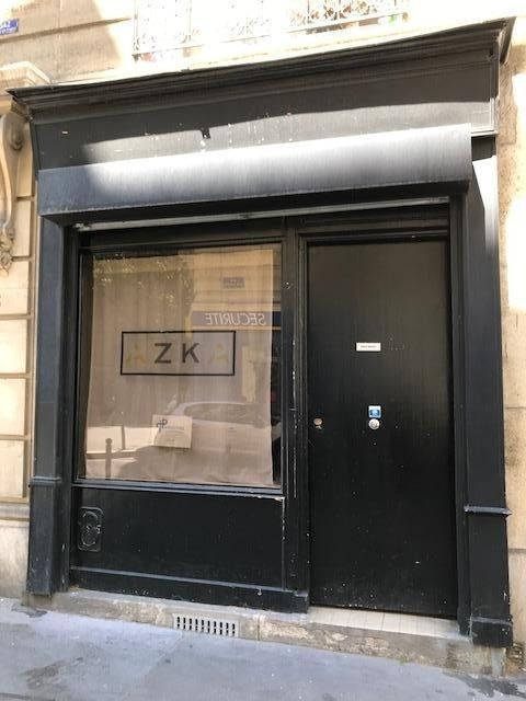 Location boutique Paris 18ème 900€ HT/HC - Photo 1
