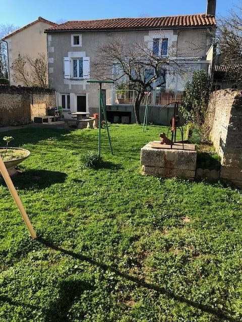 Vente maison / villa Migne auxances 196 100€ - Photo 2