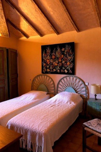 Vacation rental house / villa Les issambres 1125€ - Picture 10