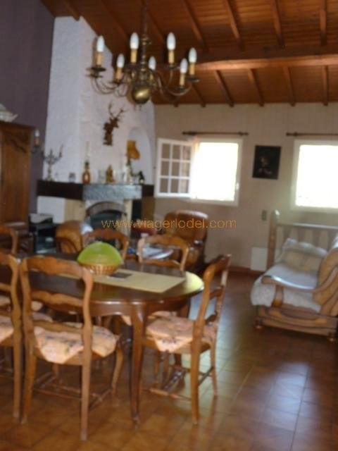 Vendita nell' vitalizio di vita casa Fréjus 80000€ - Fotografia 3