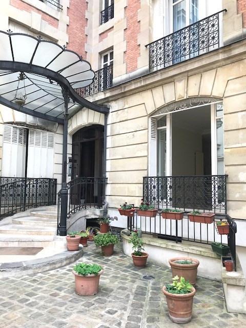 Rental apartment Paris 8ème 1270€ CC - Picture 2