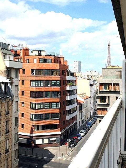 Location appartement Paris 15ème 1650€ CC - Photo 1