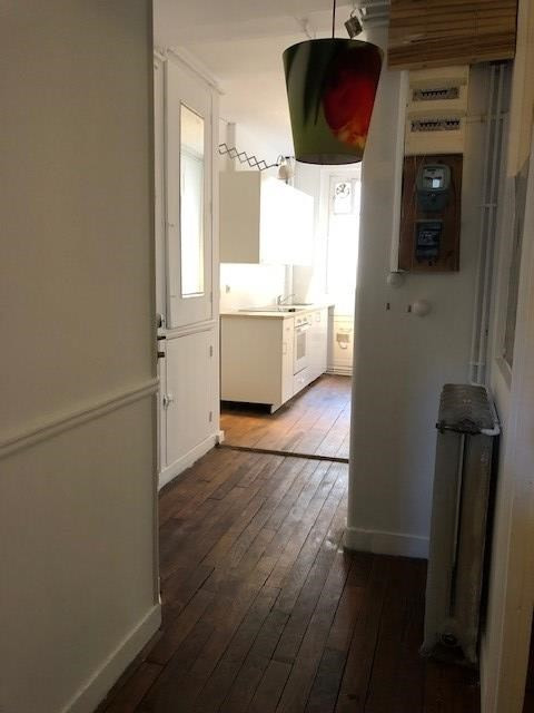 Locação apartamento Paris 10ème 1290€ CC - Fotografia 2