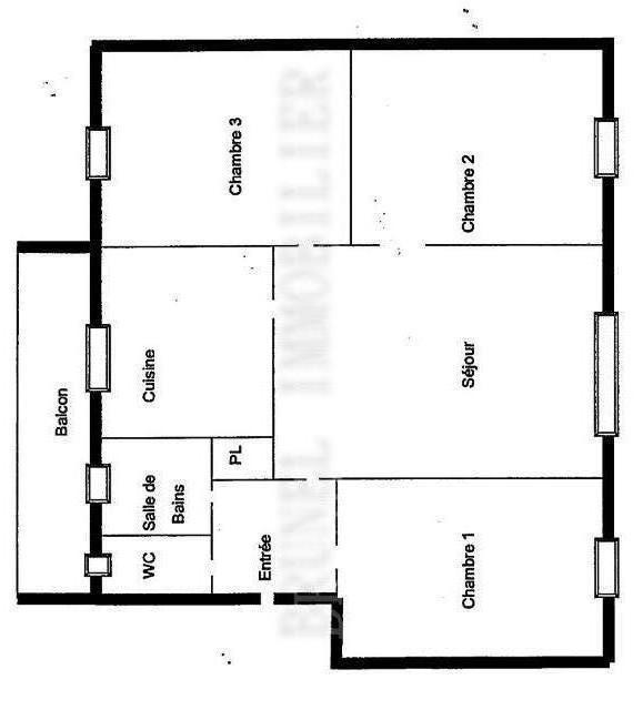 Vente appartement Bobigny 144000€ - Photo 2
