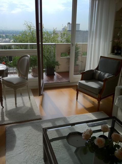 Rental apartment Le pecq 1340€ CC - Picture 1