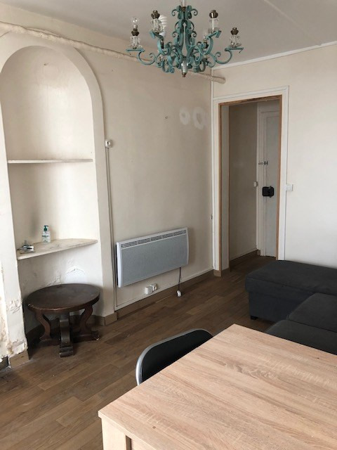 Location appartement Paris 10ème 1 100€ CC - Photo 1