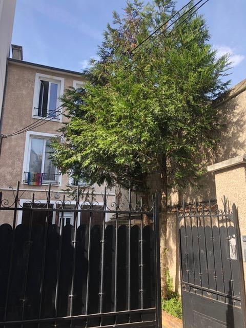 Rental apartment Asnieres sur seine 596€ CC - Picture 1
