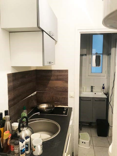 Vente appartement Paris 15ème 187000€ - Photo 1