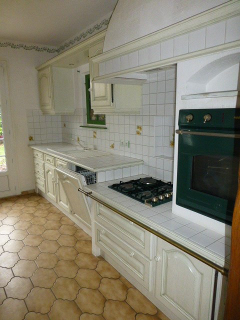 Rental house / villa Limetz-villez 900€ CC - Picture 5