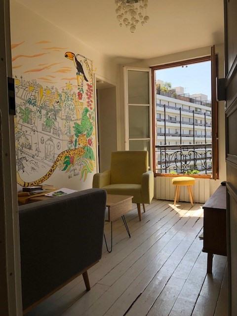 Location appartement Paris 18ème 925€ CC - Photo 3