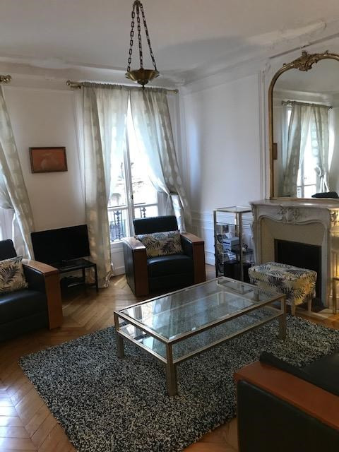 Rental apartment Paris 7ème 3 980€ CC - Picture 1