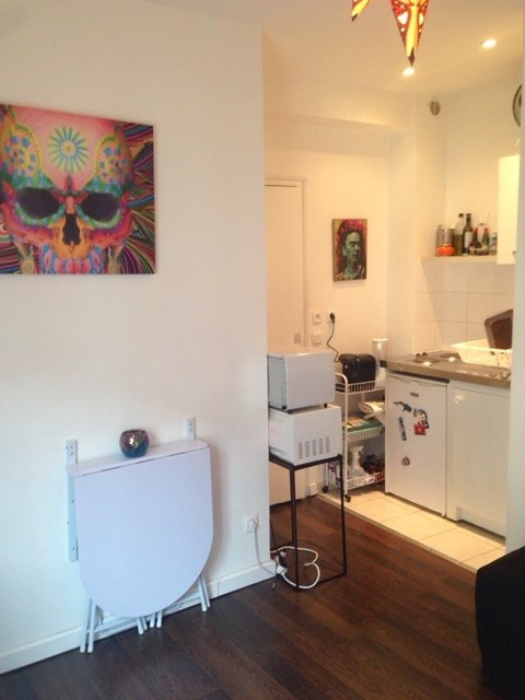 Rental apartment Montreuil 579€ CC - Picture 1