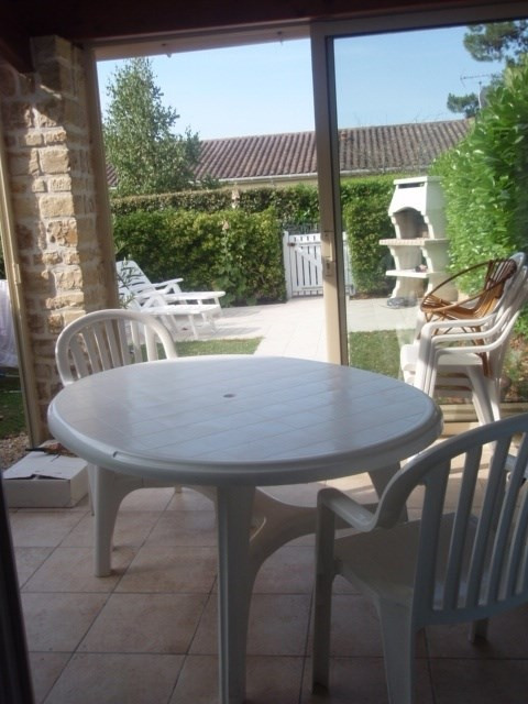 Vacation rental house / villa Saint palais sur mer 520€ - Picture 5