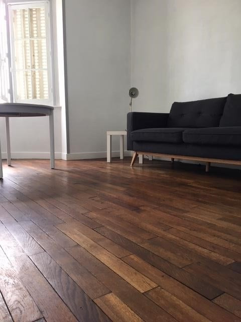 Rental apartment Taverny 825€ CC - Picture 1