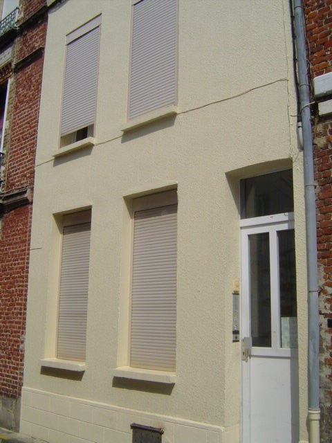 Rental apartment Saint quentin 285€ CC - Picture 1