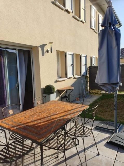 Vente maison / villa Charvieu chavagneux 289000€ - Photo 8