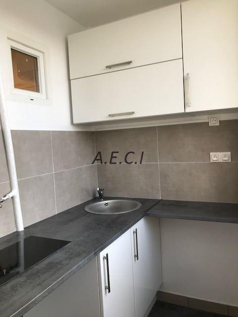 Rental apartment Levallois perret 935€ CC - Picture 5