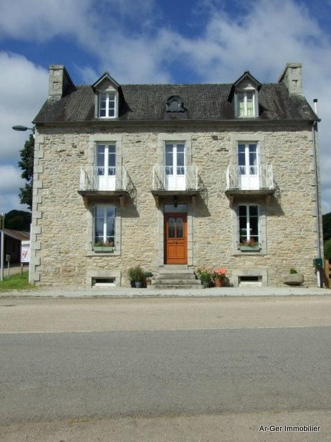 Sale house / villa Locmaria berrien 139100€ - Picture 1