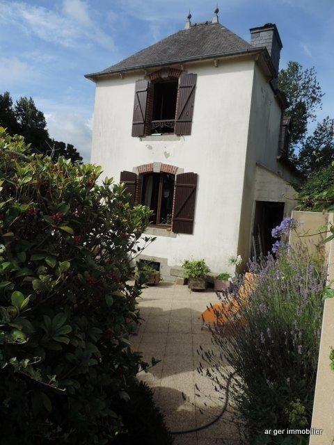 Vente maison / villa St jean du doigt 137800€ - Photo 2