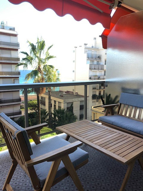 Sale apartment Nice 378000€ - Picture 1