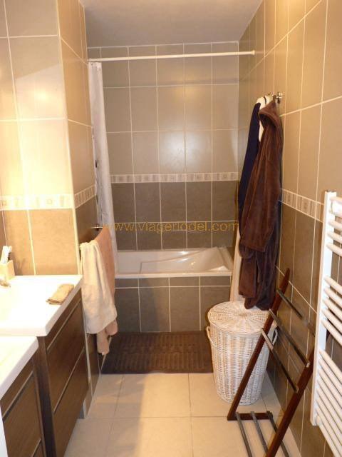 Lijfrente  appartement Saint raphael 74000€ - Foto 5