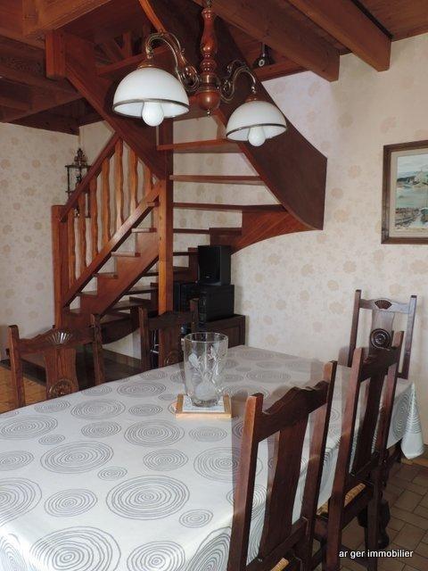 Sale house / villa Plouezoc h 128400€ - Picture 6