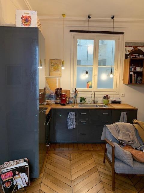 Affitto appartamento Paris 10ème 1250€ CC - Fotografia 4