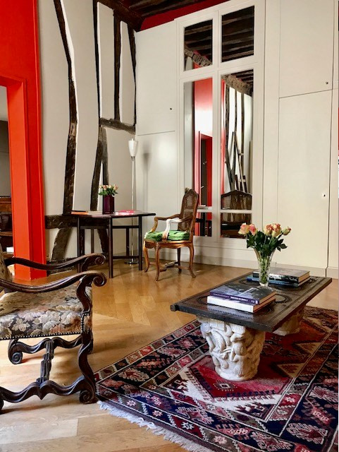 Sale apartment Paris 3ème 890000€ - Picture 2