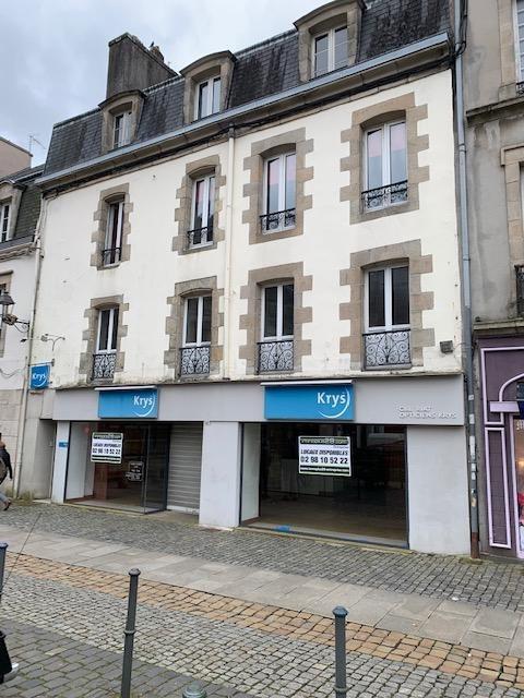 Location local commercial Quimper 3800€ CC - Photo 1