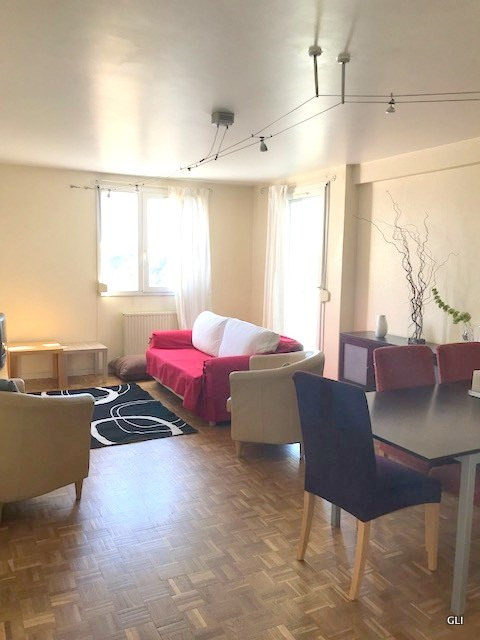 Rental apartment Caluire et cuire 905€ CC - Picture 1