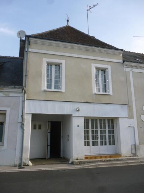 Sale house / villa Saint laurent en gatines 124 000€ - Picture 5