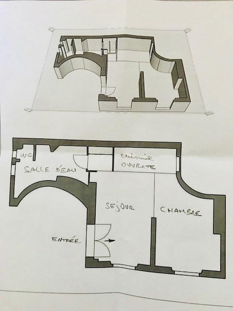 Vente appartement Paris 1er 528000€ - Photo 8