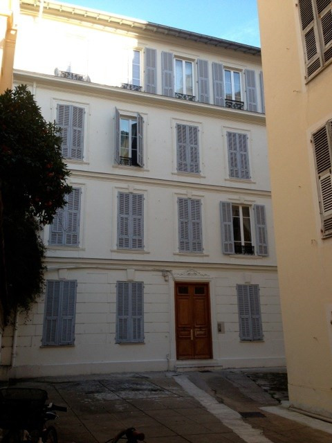 Produit d'investissement appartement Nice 280000€ - Photo 1