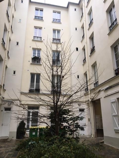 Sale apartment Paris 11ème 420000€ - Picture 2