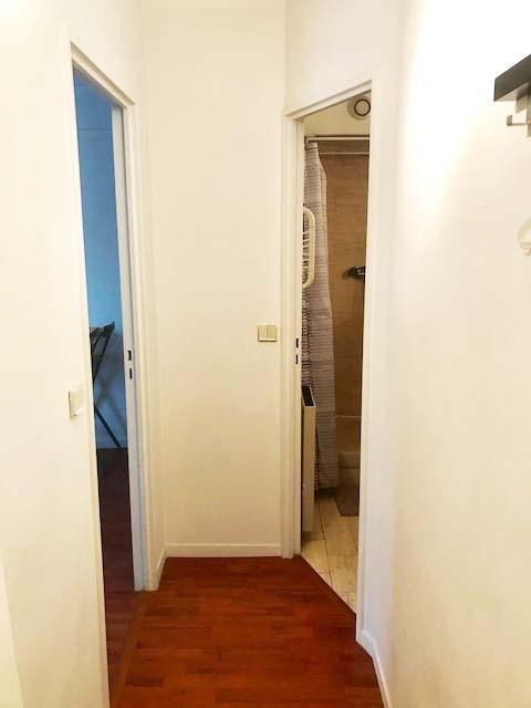 Vente appartement Paris 15ème 221000€ - Photo 9
