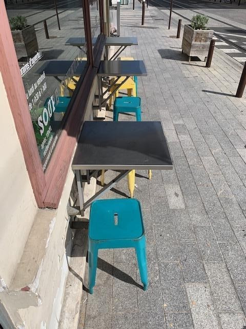 Commercial property sale shop Gennevilliers 65000€ - Picture 2